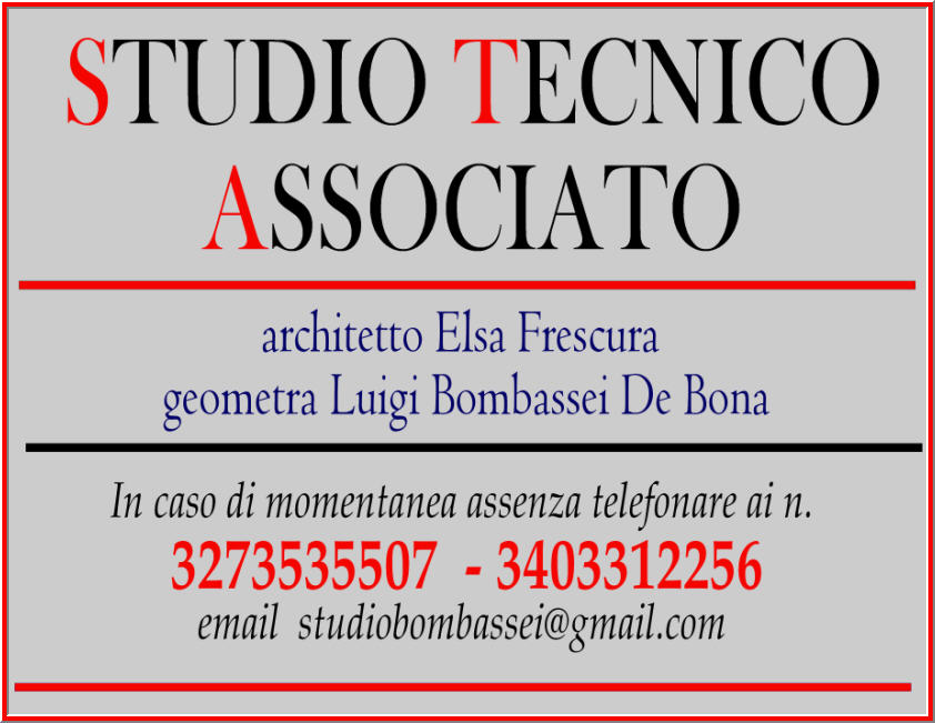 architetto geometra studio tecnico architettua belluno