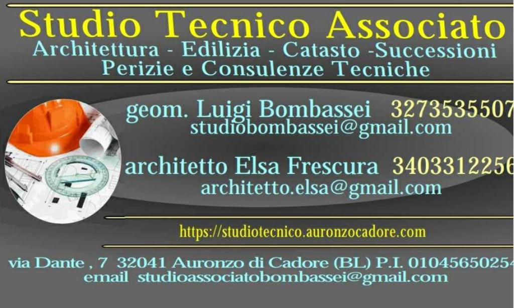 architetto geometra cadore Cortina d'Ampezzo